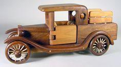 Collector's series pickup truck by Steve Baldwin.