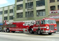 Los Angeles City Fire Dept.