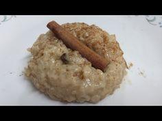Puertorrican Rice Pudding (Arroz con Dulce )