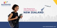 Top Reasons to Pursue Studies in New Zealand Study In New Zealand, Overseas Education, Student, Learning, News, Top, Studying, Teaching, Crop Shirt
