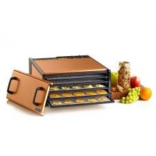 Excalibur Color Series 5 Tray Food Dehydrators With Timer