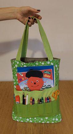 varrohaz.hu Kreatív táska gyerekeknek. :)