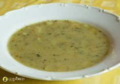 Μαγειρίτσα Ηπειρώτικη - gourmed.gr Greek Easter, Cheeseburger Chowder, Soup, Soups