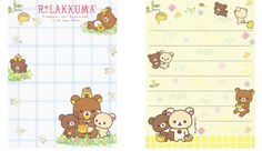 "https://flic.kr/p/Js54zK | San-X Rilakkuma ""Koguma Chan"" Mini Memo (#3) 