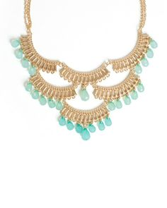 The Indian Summer Necklace by JewelMint.com, $29.99