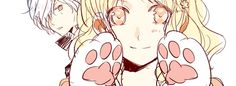 Diabolik Lovers (More Blood)- Yui x Subaru #Anime #Game #Otome