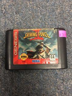 Sega Genesis Shining Force II