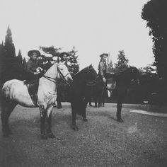 Anastasia, Maria, and Olga Romanov, Crimea 1909. #russian #grandduchesses #anastasia #maria #and #olga #romanov #beautiful #gorgeous #picture #of #them #in #1909 #imperial #russia #history #russianroyalty.
