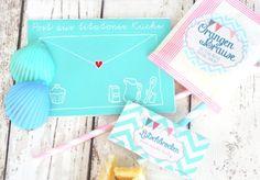 Lovely kitchen gift packaging