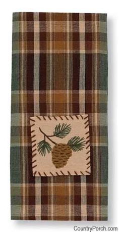 119 Best Cabin Amp Lodge Themed Towels Images In 2018 Dish