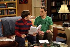The Big Bang Theory ~ Episode Photos ~ Season 1, Episode 17: The Tangerine Factor #amusementphile