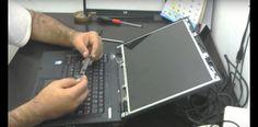 Worldwide Electronic-Hardware Repairs: Hp Compaq NX7300 Laptop Backlight