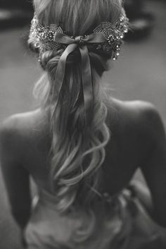 boho mariage coiffure