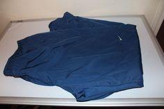nike men dri fit pants (XXL) 2XL blue polyester EUC #Nike #Pants #ebay