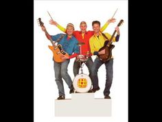 One Two Trio Kindershow - Het Ikke Lied - YouTube