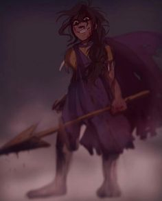 Dark!Reyna by Tamaytka<<<<<<<<<<I wouldn't like to met dark Reyna in an abandoned ally!