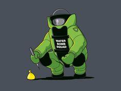 41 illustrations geek et humoristiques de Glennz | Ufunk.net