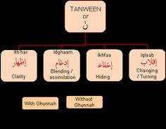 Noon Saakin and Tanween - Quran and Sunnah School and Learning Center Tajweed Quran, Quran Arabic, Islam For Kids, Letter Example, Types Of Lettering, Learning Arabic, Quran Verses, Holy Quran, Learning Centers