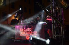 #bacardisummerwave #visitelba Ph: Arnaldo Defedilta