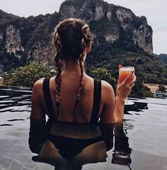 girl, hair, icon, summer, travel, tumblr, water