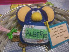 Ratón para Alberto