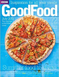 BBC Good Food Magazine, July 2013 (searchable index of recipes)