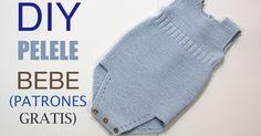 DIY, patrones, ropa de bebe y mucho más para coser.: TEJER: PELE DE BEBE DIY (PATRONES GRATIS)