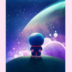 New piece for Doraemon gallery show at little Tokyo qpop! 4k Wallpaper For Mobile, Framed Wallpaper, Cartoon Wallpaper Hd, Cute Disney Wallpaper, Doraemon Stand By Me, Old Shool, Doremon Cartoon, Dream Moon, Doraemon Wallpapers