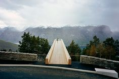 Really cool set of rest stops in Norway designed by an array of architects...