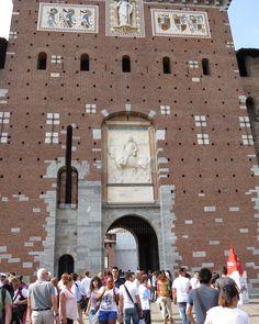 Castillo, Milán Cosas que hacer en Italia