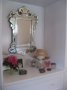Venetian Mirrors By absolutely beautiful things