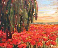 Peinture Lynn Garceau