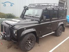 2013 Land Rover Defender 110 13MY