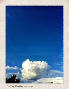 little fluffy cloud. Shots, Clouds, Sky, Outdoor, Outdoors, Heaven, Outdoor Games, Outdoor Living, Cloud