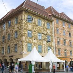 ©Ko Hon Chiu Vincent - Austria - City of Graz – Historic Centre and Schloss Eggenberg