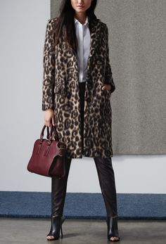 Burberry fall fashion inspiration from head-to-toe.