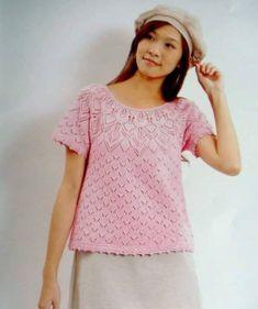 Knit Patterns, Knitting, Crochet, Model, Outfits, Tops, Fashion, Patterns, Tricot