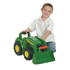"""21"""" New Big Scoop Tractor with Loader"""