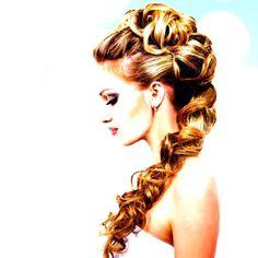 fryzury na wesele 57772
