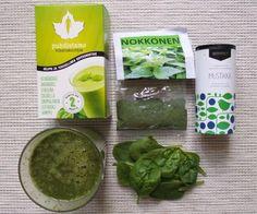 Aamusmoothien aineksia Coconut Water, Drinks, Food, Drinking, Beverages, Essen, Drink, Meals, Yemek