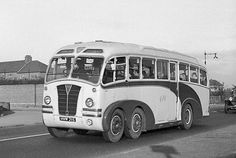 1939 Leyland TEC2 'Gnu' with Duple FC39C body w by kitchener.lord, via Flickr