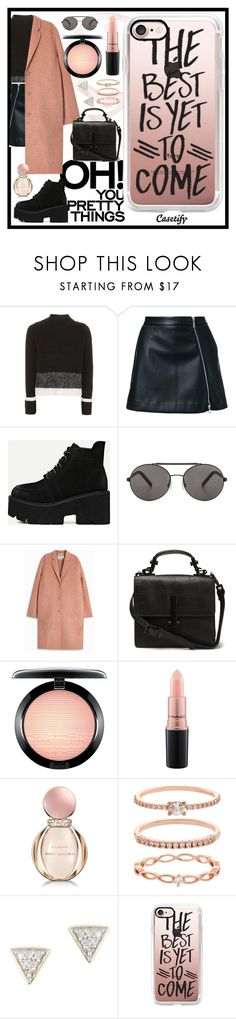 """The BEST is yet to come ✨"" by casetify ❤ liked on Polyvore featuring Topshop, Guild Prime, Seafolly, Acne Studios, MAC Cosmetics, Bulgari, Accessorize, Adina Reyter and Casetify"