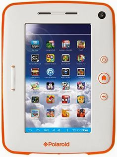 New Improved Polaroid Kids Tablet 2 Best Tablet For Kids, Kids Tablet, Toddler Age, Polaroid, Technology, App, Toys, Products, Tech