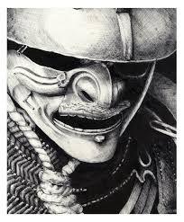 samurai armor drawing - Google Search