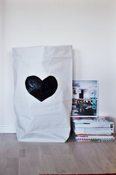 https://www.etsy.com/listing/202342833/black-heart-paper-bag-storage-of-books?ref=fp_shop