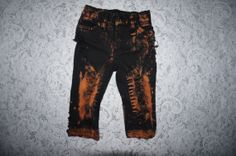 Funky Fire 12mo Shaun White Shredded Jeans by TheKaseCollective, $20.00