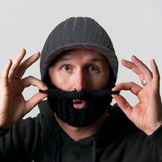 Fab.com | Fake Facial Hair Accessories    this is hilarious