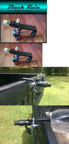 Garden Sprayers 178984: Black Rain Boomless Sprayer Nozzle For Utv Side By Side Spot Sprayer -> BUY IT NOW ONLY: $49.99 on eBay!