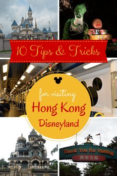 Get the latest in Hong Kong Disneyland tips - what to ride, where to stay, when to go, and how to avoid the lines with Fastpass and other tricks!