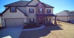 """This amazing """"smart"""" home at 166 Vinci Way in Auburn, Alabama has 5 bedrooms and 3 bathrooms at 2,780 square feet. For more information contact Jay Knorr with Berkshire Hathaway at 334-703-6881 or email him at jayknorr@me.com. Don't forget to tune in to another episode of Great Homes in the Valley on Sunday mornings at 10:30 AM EST/ 9:30 AM CST on Fox WXTX in Columbus."""